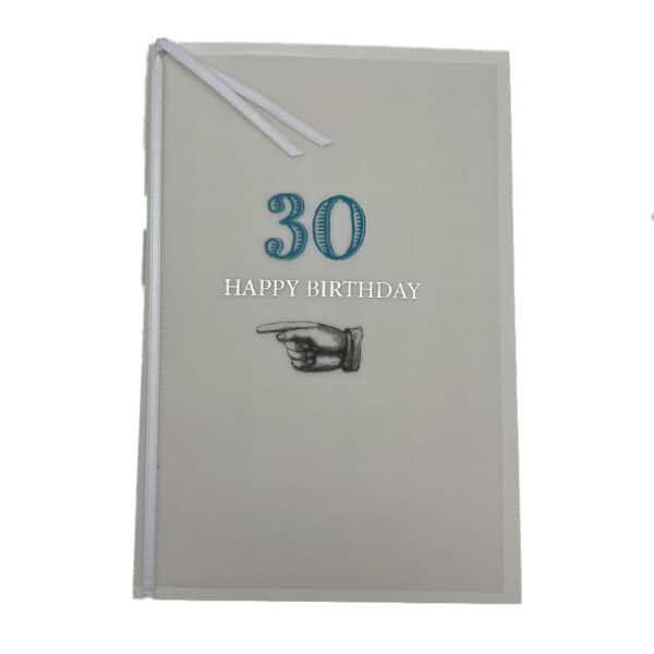 Blumen_Buchegger_30_Happy_Birthday_Karte_800x800